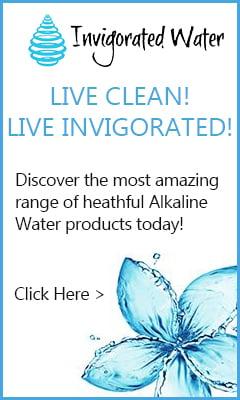 Invigorated Water Promo