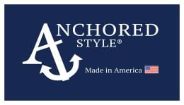 Anchored Style Free Sticker