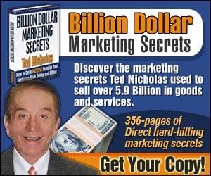 Billion Dollar Marketing Secrets