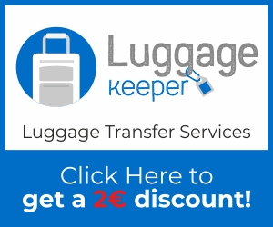 Torne-se um Parceiro Luggage Keeper
