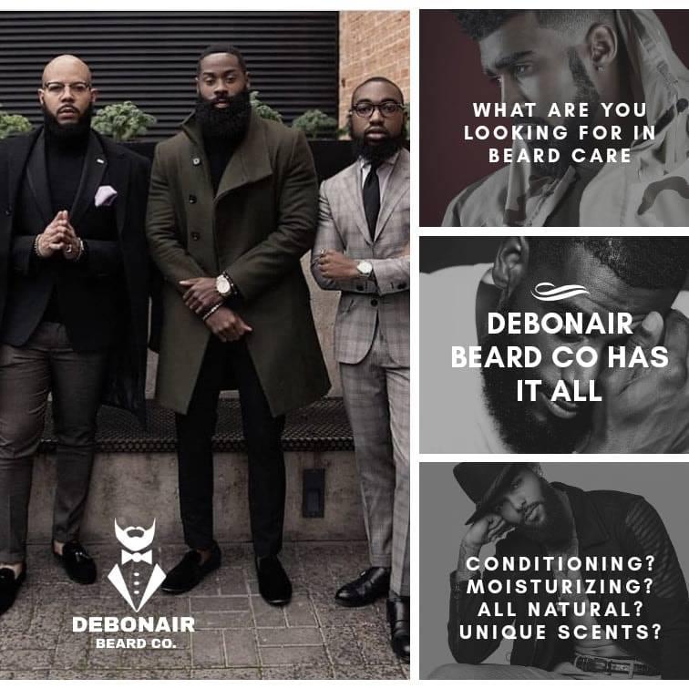 Debonair Beard Co
