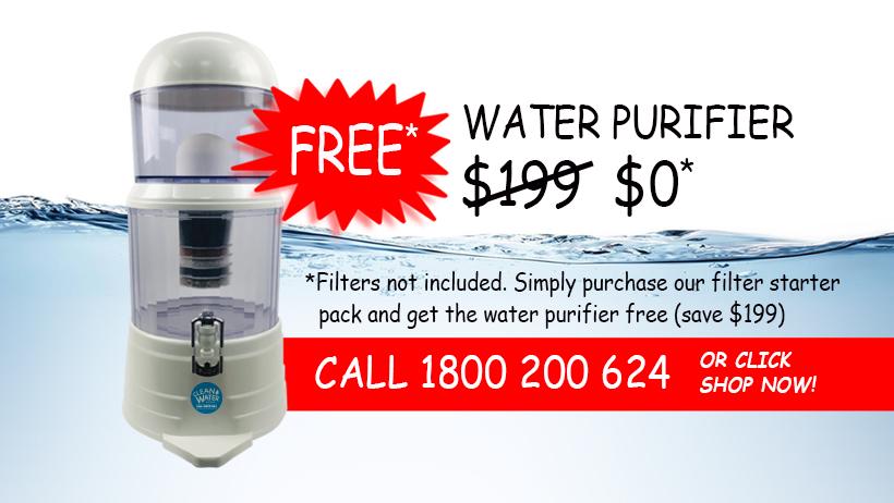 Clean Water Australia