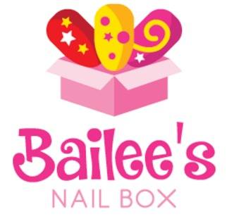 Bailee's Nail Box