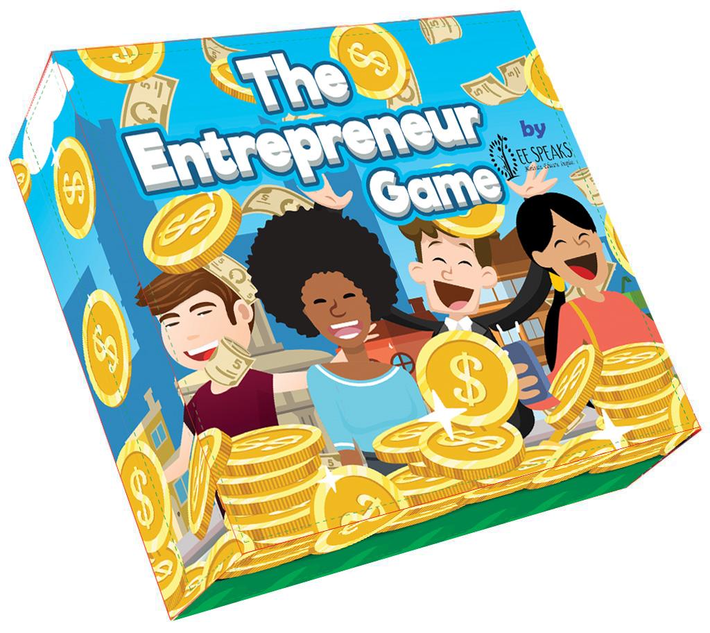 The Entrepreneur Game by EESpeaks