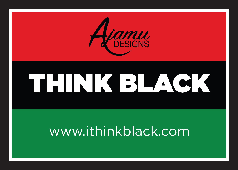 Think Black Affiliate Sales Program