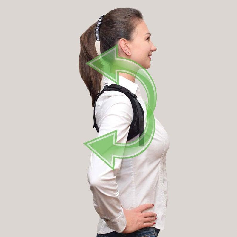 Smart Back Brace - Posture Corrector