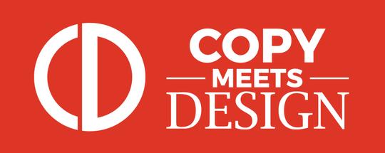 Copy Meets Design