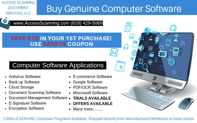 Access Computer Software