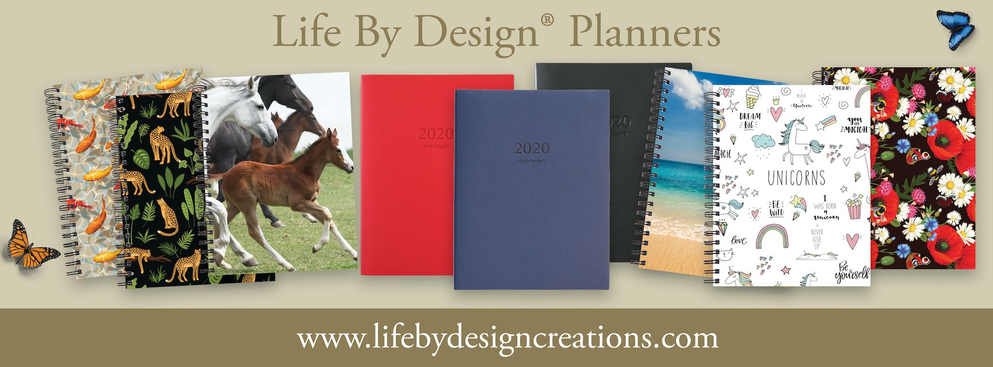 Life By Design Planners