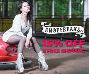 Shoefreaks - Sexy and Alternative Footwear
