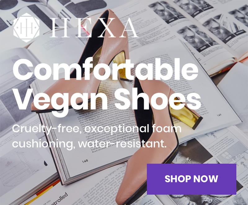HEXA Comfortable Vegan Shoes