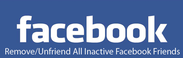 Find and Remove Inactive Facebook Friends