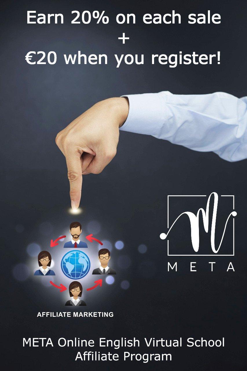 META Online English Virtual School