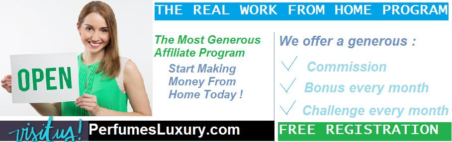 PerfumesLuxury.com Affiliate Program