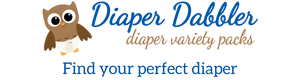 Diaper Dabbler-variety packs of diaper samples
