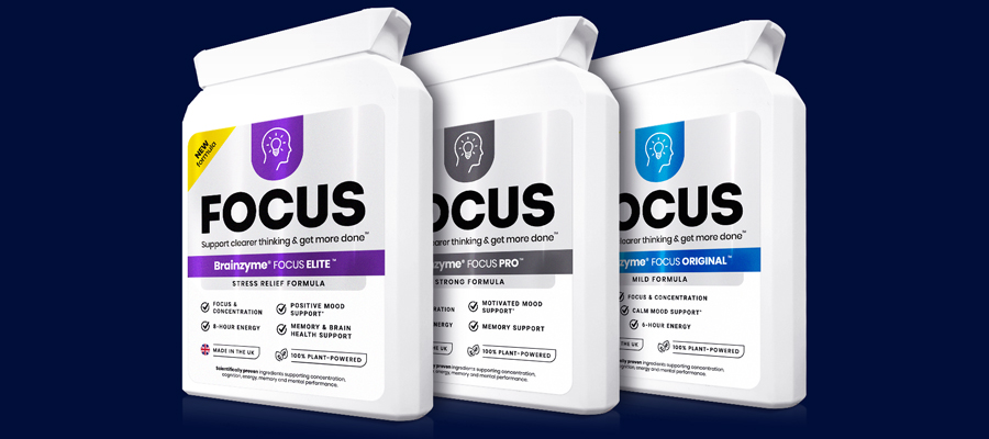 Brainzyme Reviews | Brainzyme® Focus Brain Food Supplements