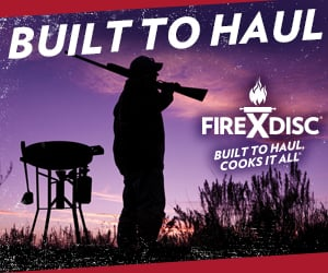 FireDisc® Cookers